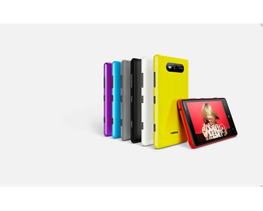 Nokia Lumia 820 und Lumia 920: Preise und Verfügbarkeit für Deutschland
