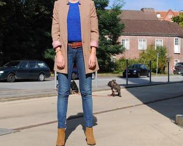 studded Jacket + vagabond dee = LOVE