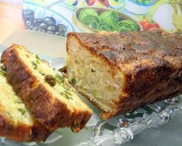 Äpfel Pistazien Cake