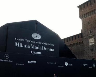 Impressionen aus Mailand und die passende Mode