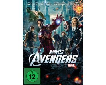 Filmkritik 'Marvel's The Avengers' (DVD)