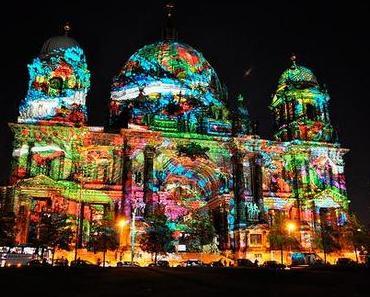 Festival der Lichter 2012 in Berlin