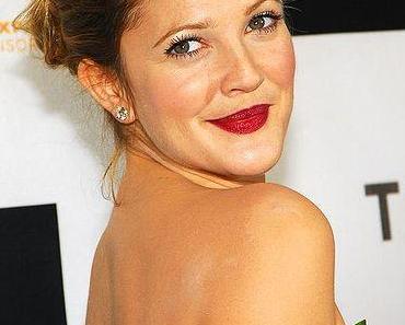 Drew Barrymore ist zum ersten Mal Mutter geworden