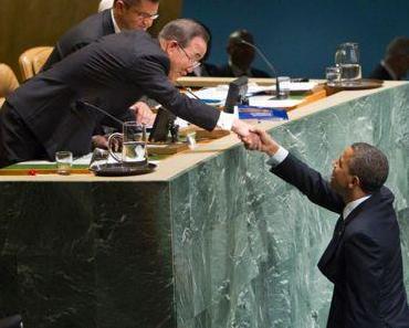 Monologe in der UNO