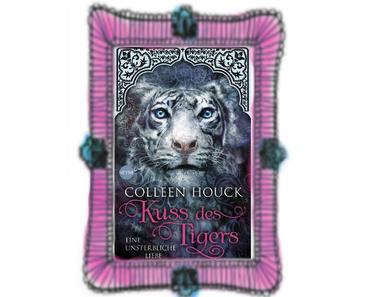 Kuss des Tigers (Tigersaga #1) - Colleen Houck