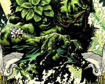 Animal Man x Swamp Thing. Eine kurze Ortsbestimmung.