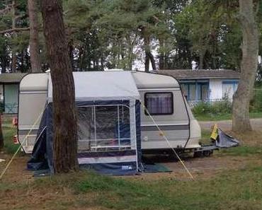Campingplatz Drewoldke auf der Insel Rügen