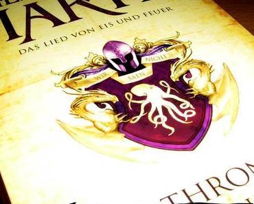 [Rezension] Der Thron der sieben Königreiche von George R. R. Martin