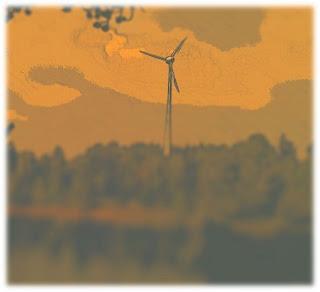 Frankreich entscheidet sich für Windkraft