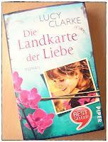 Die Landkarte der Liebe- Lucy Clarke