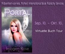 Die Portalchroniken - Blogtour