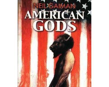 Neil Gaiman: American Gods.