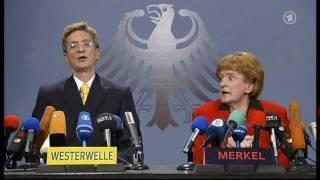 MORGEN BEI MARKUS LANZ: Mathias Richling trifft Guido Westerwelle!