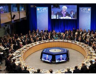 IWF sieht Finanzkollaps
