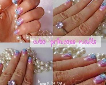 """Princess nails"" Nageldesign"