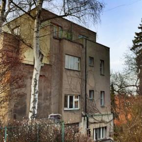 Müllerova vila in Prag