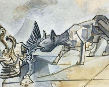 "Tiere in der Kunst des 20. Jahrhunderts, Sprengel-Museum Hannover, ""Weiße Federn, schwarzes Fell"", September 2012 bis Februar 2013"