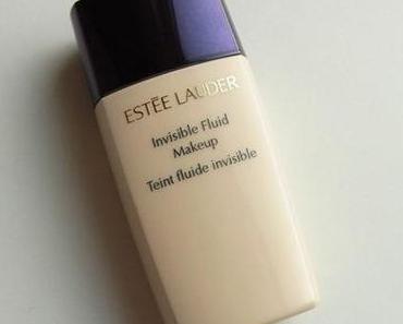 Estée Lauder Invisible Fluid Makeup Review & Tragebilder
