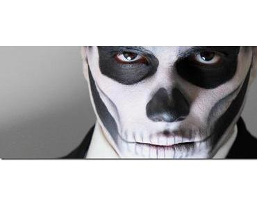 Creative Make Up – Totenkopf für Halloween!