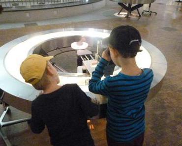Ferienprogramm: ein Besuch im Zoologischen Museum