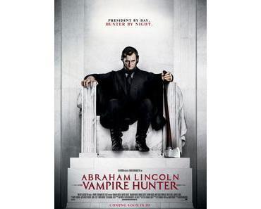 Kino-Kritik: Abraham Lincoln Vampirjäger