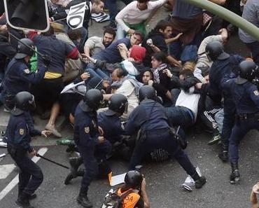 Prügelnde Polizisten sollen nicht mehr gefilmt werden