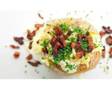 USA Ofenkartoffel mit Sour-Cream Füllung Rezept