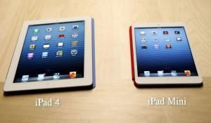 Apple zeigt iPad 4, iPad mini, MacBook Pro und einen superflachen iMac