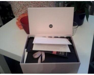GlossyBox Oktober 2012 ist da