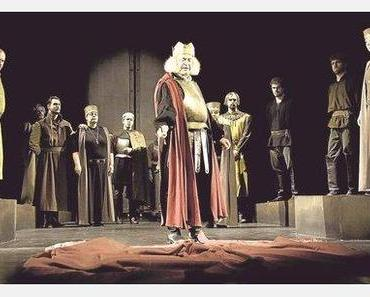 Shakespeare traditionell – Yvonne Broschs King Lear in Weilheim