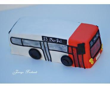 Ein Bus zum Geburtstag