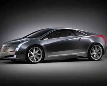 Cadillac ELR Plug-In-Hybrid startet 2013