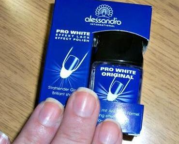 Alessandro Pro White Original