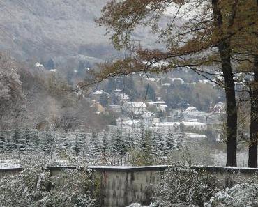 Erste Grüße vom Winter...