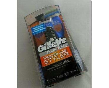 Deutschland testet – Oktober 2012 – Gillette Fusion Proglide Styler