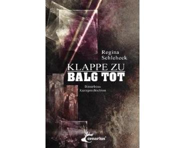 """Rezension: """"Klappe zu Balg tot"""" von Regina Schleheck"""