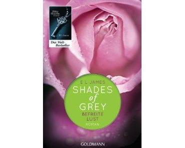 Rezension: Shades of Grey 03- Befreite Lust