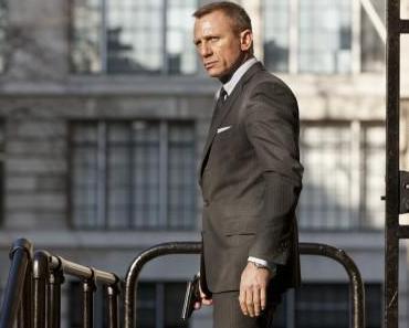 James Bond: alle zwei Jahre wieder!