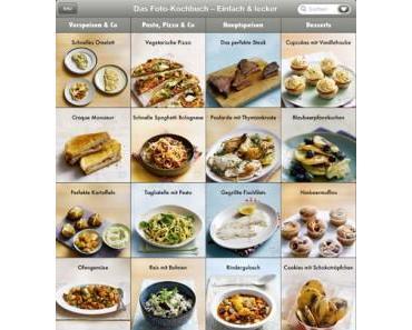 Das Foto-Kochbuch – Einfach & lecker, der private Kochkurs auf demiDevice