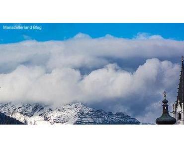 Basilika Mariazell und Mariazellerland Panorama Fotos