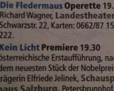 Auch das noch! Günter Verdin verleiht sich selbst DAS GOLDENE SCHREIBMASCHINENFARBBAND!