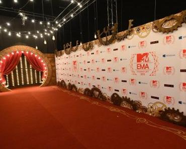 MTV EMA 2012 in Frankfurt