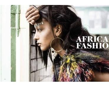 Africa Fashion Day Berlin [Fashion Week 2013]