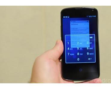 Android 4.2: Lockscreen-Widgets in ersten Test (Video)
