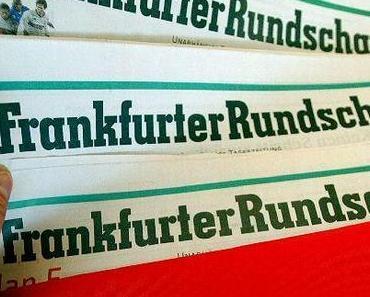 Frankfurter Rundschau ist pleite