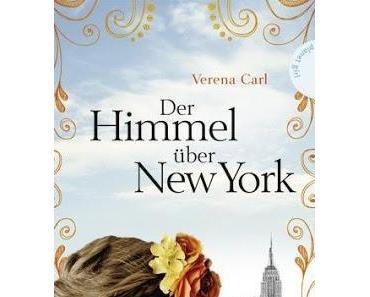 Rezension: Der Himmel über New York von Verena Carl
