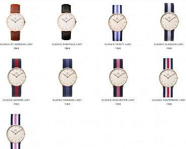 Daniel Wellington - Preppy Watch
