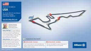 Formel 1: Vorschau GP der USA 2012