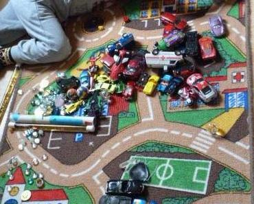 Die kindliche Spielentwicklung