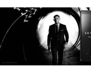 Sony Ericsson Xperia T – Das beste Phone für James Bond 007